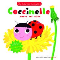 COCCINELLE OUVRE SES AILES LIVRE-CD