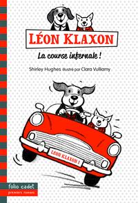 LEON KLAXON, LA COURSE INFERNALE !