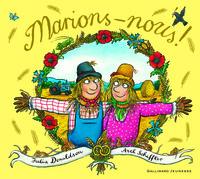 MARIONS-NOUS !