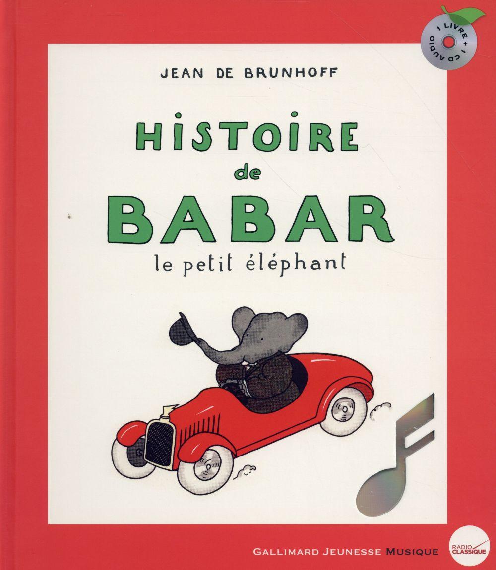 HISTOIRE DE BABAR, LE PETIT ELEPHANT