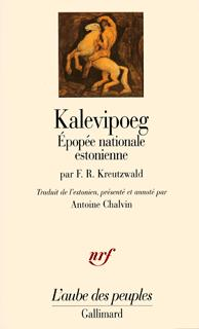 KALEVIPOEG - EPOPEE NATIONALE ESTONIENNE