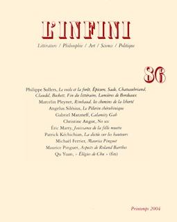 L'INFINI N86