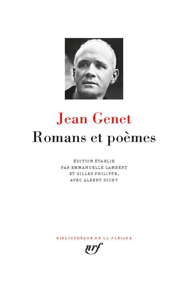 Romans et poemes