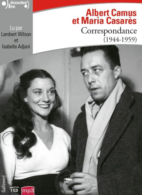 CORRESPONDANCE - (1944-1959) - AUDIO