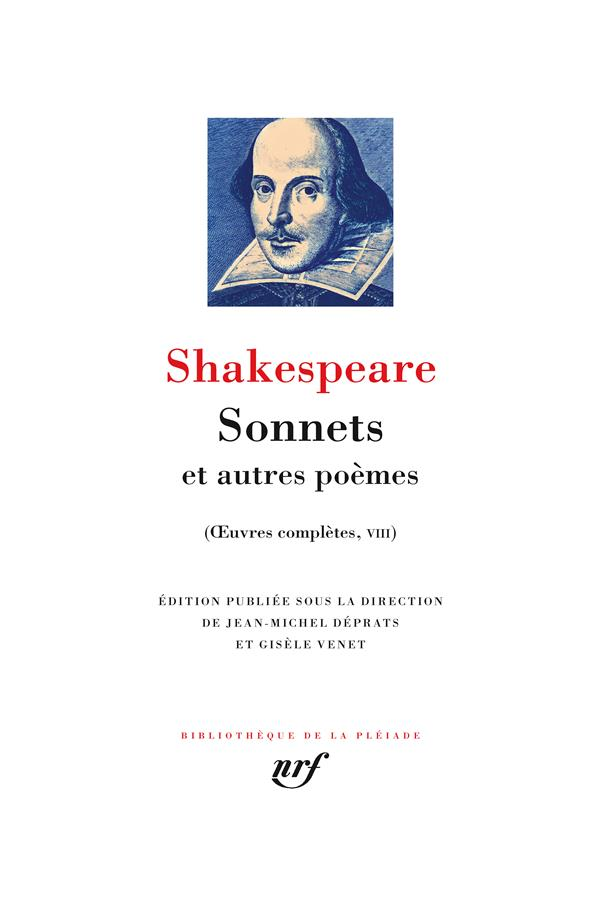 Oeuvres completes - viii - sonnets et autres poemes
