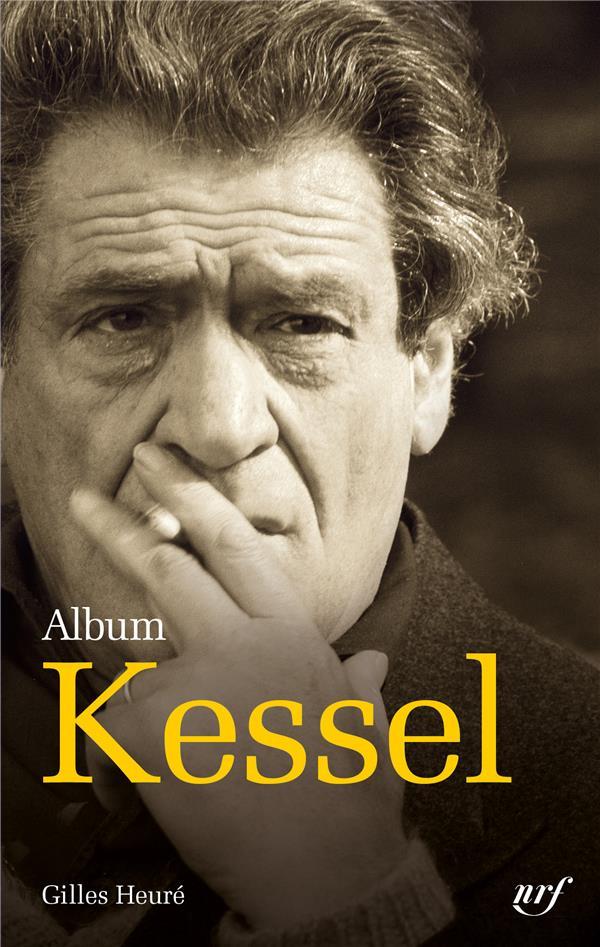 Album joseph kessel - iconographie commentee