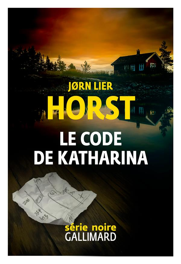 Le code de katharina - une enquete de william wisting