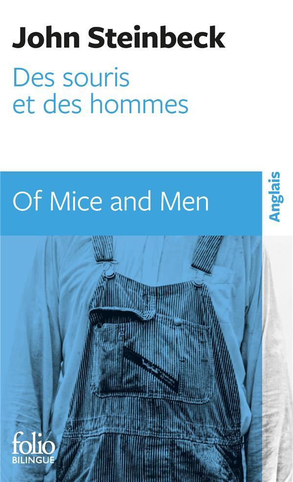 Des souris et des hommes/of mice and men
