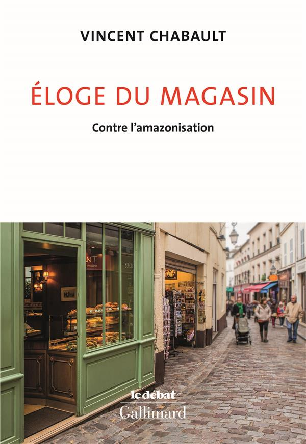Eloge du magasin - contre l'amazonisation