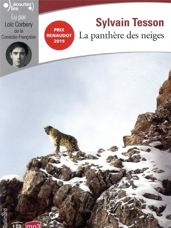 LA PANTHERE DES NEIGES - AUDIO