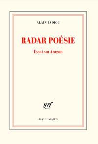 RADAR POESIE - ESSAI SUR ARAGON