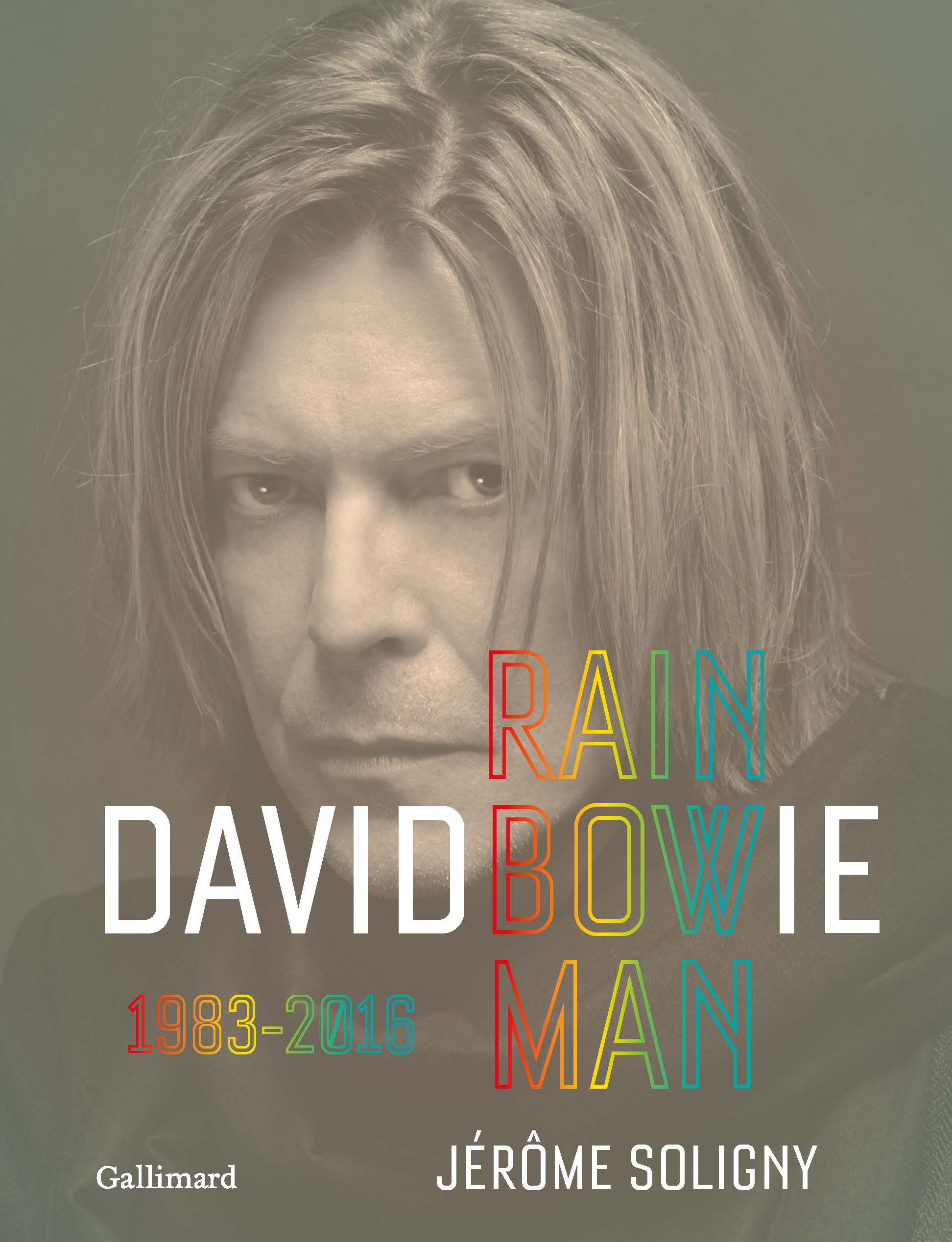 DAVID BOWIE - RAINBOWMAN, 1983-2016