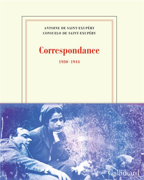Correspondance - (1931-1944)