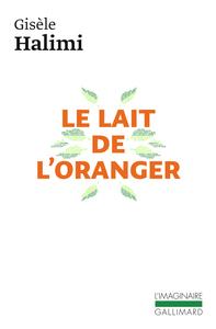 LE LAIT DE L'ORANGER