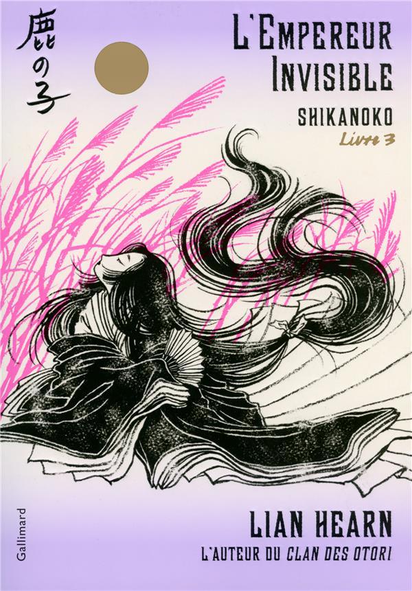 SHIKANOKO, LIVRE 3