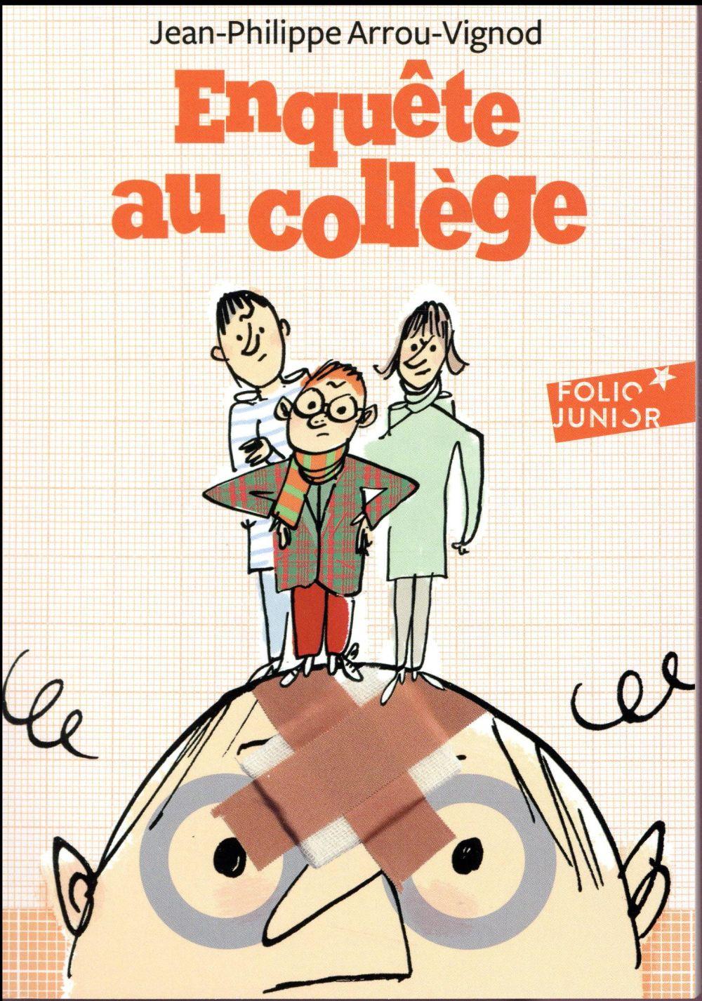 ENQUETE AU COLLEGE - T02 - ENQUETE AU COLLEGE