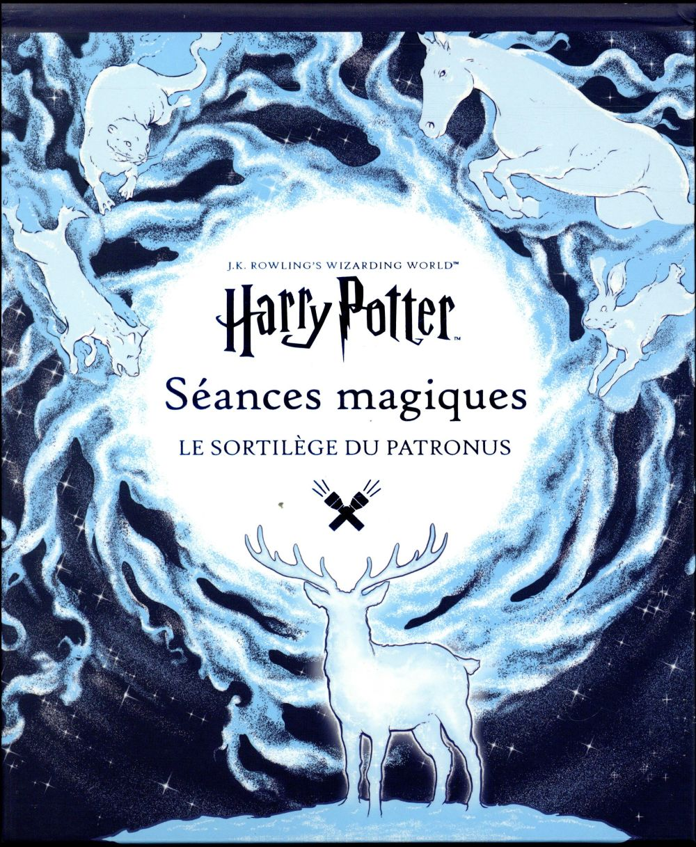 J.K. ROWLING'S WIZARDING WORLD : SEANCES MAGIQUES