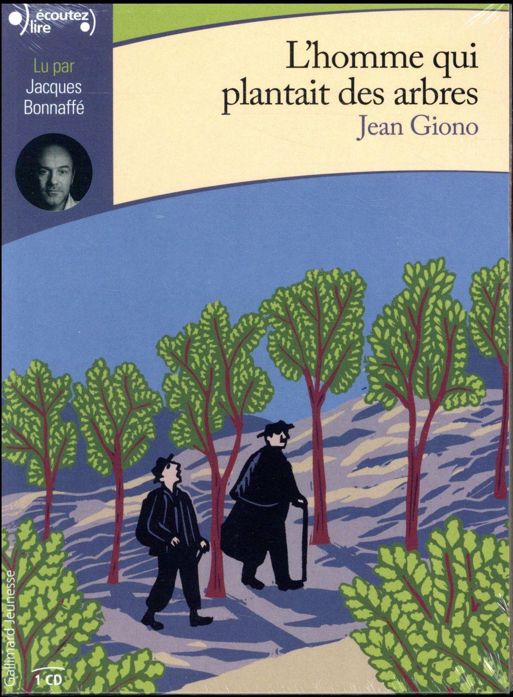 L'HOMME QUI PLANTAIT DES ARBRES CD