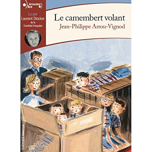 LE CAMEMBERT VOLANT CD