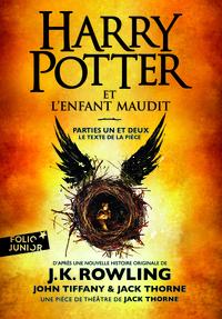 HARRY POTTER ET L'ENFANT MAUDIT - PARTIES I ET II