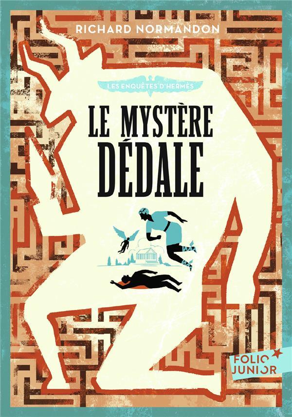 Les enquetes d'hermes - t1818 - le mystere dedale