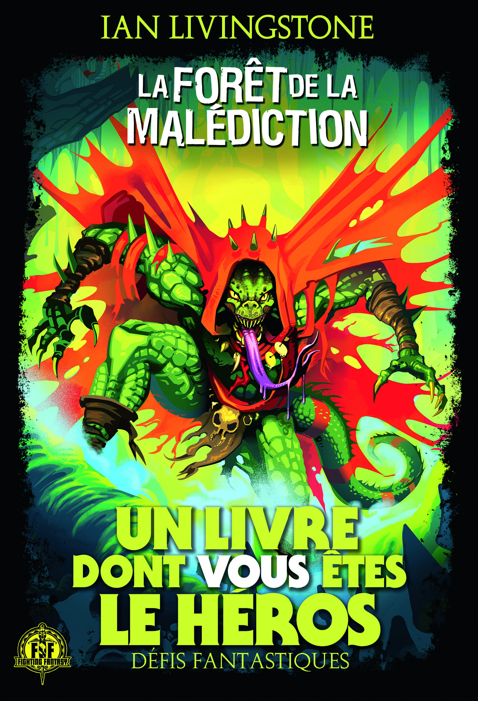 LA FORET DE LA MALEDICTION