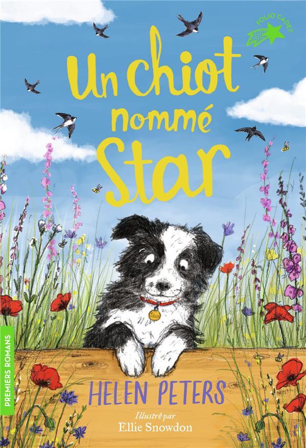 JASMINE, L'APPRENTIE VETERINAIRE - 2 UN CHIOT NOMME STAR