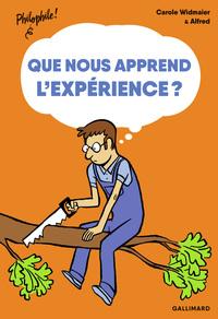 QUE NOUS APPREND L'EXPERIENCE ?