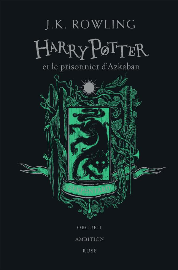 Harry potter et le prisonnier d'azkaban - serpentard