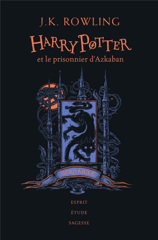 Harry potter et le prisonnier d'azkaban - serdaigle