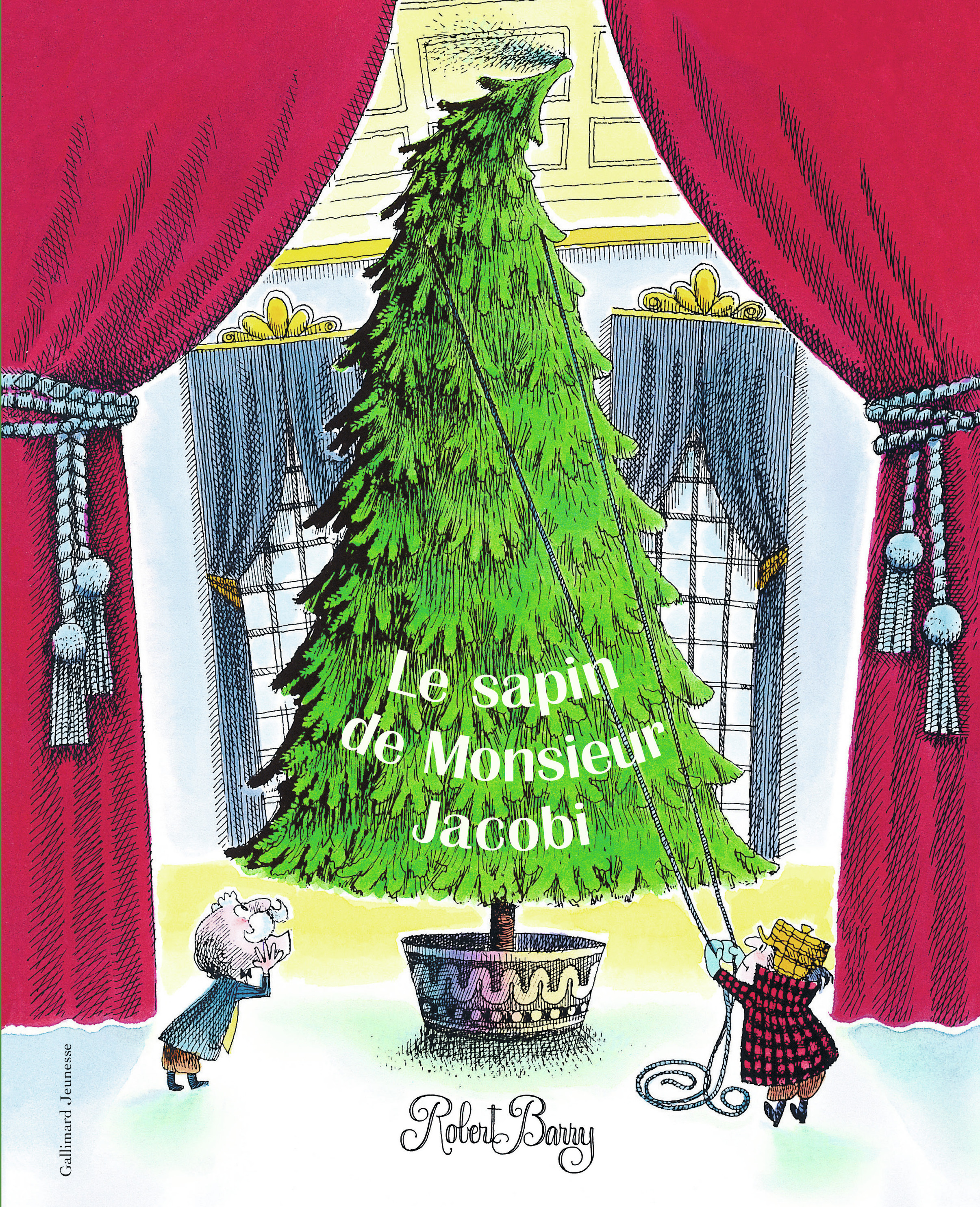 LE SAPIN DE MONSIEUR JACOBI