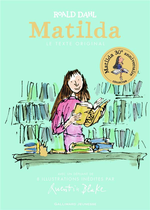 Matilda - le texte original