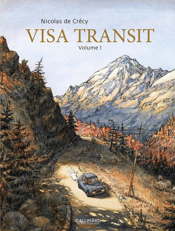 Visa transit (tome 1)