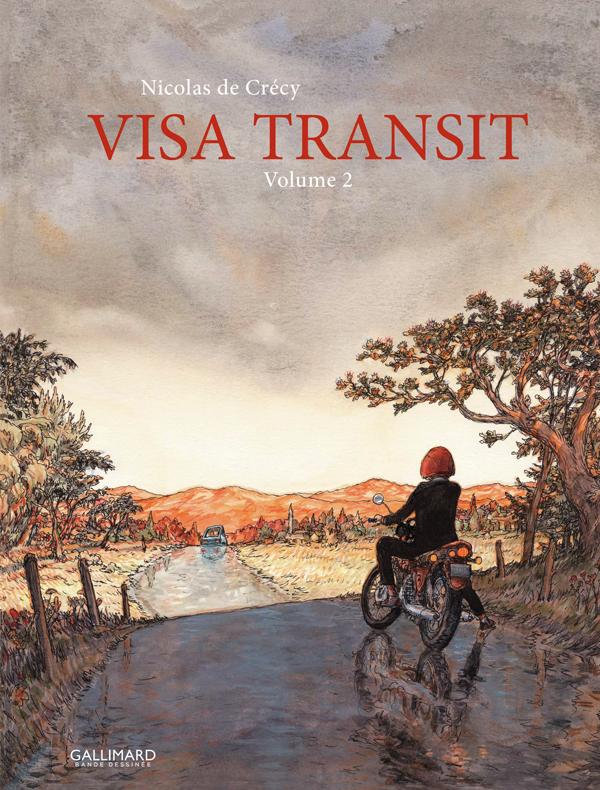 Visa transit - vol02