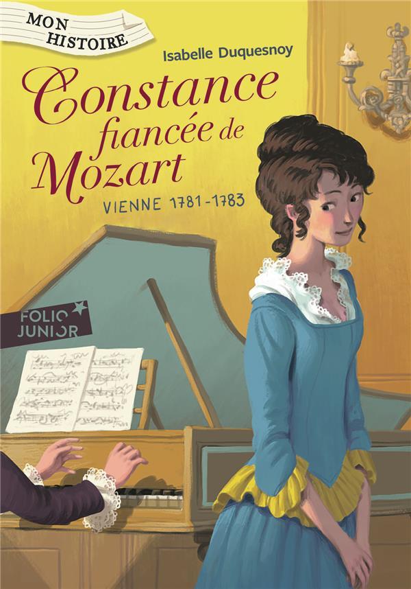 Constance, fiancee de mozart - vienne, 1781-1783