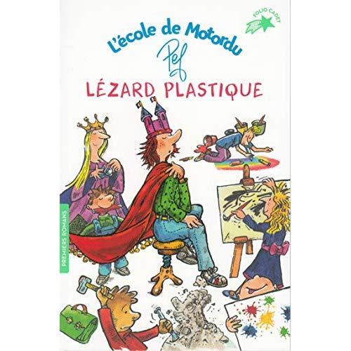 LEZARD PLASTIQUE