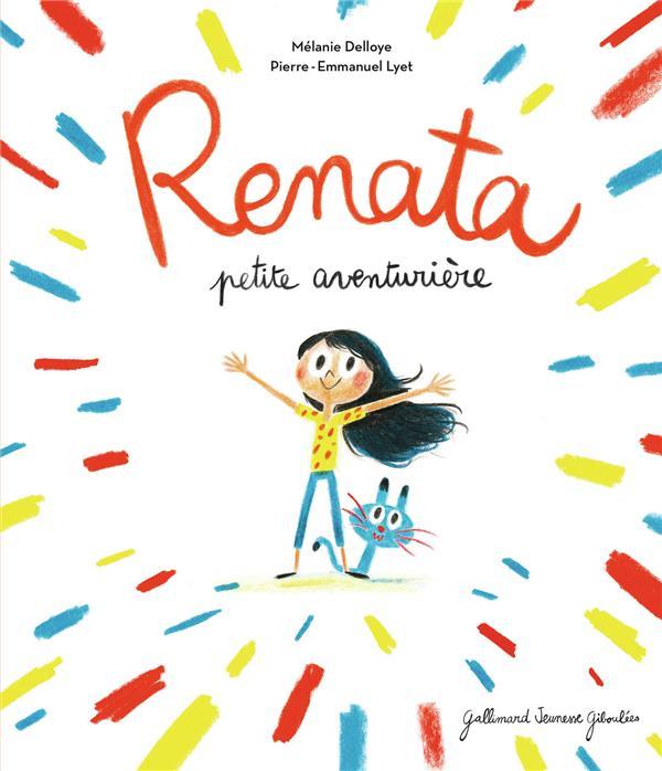 Renata, petite aventurière