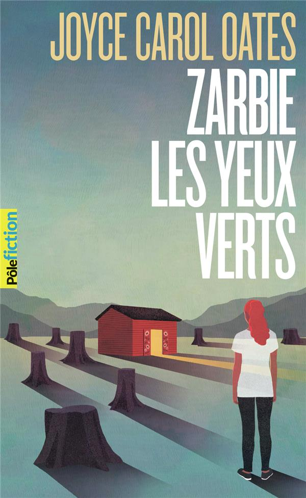 ZARBIE LES YEUX VERTS