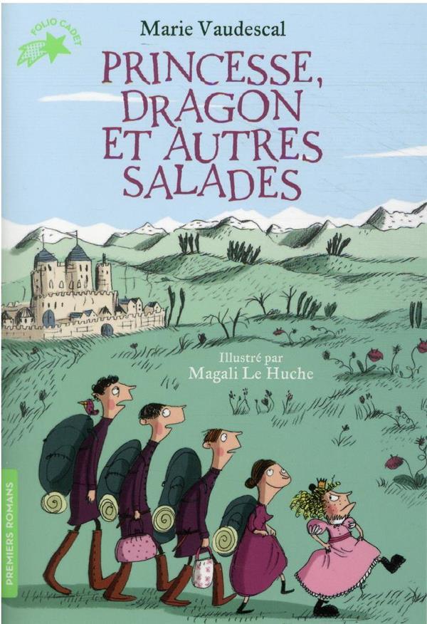 PRINCESSE, DRAGON ET AUTRES SALADES