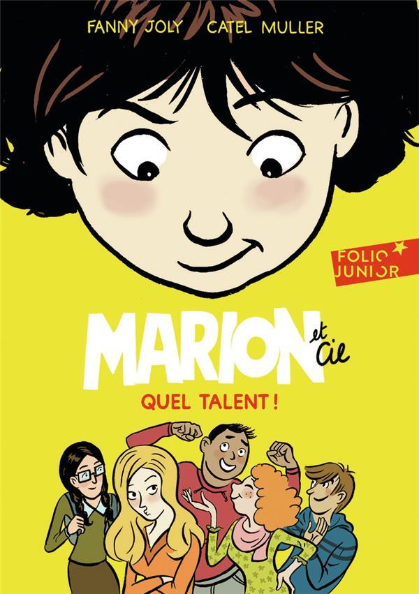 Marion et cie - quel talent !
