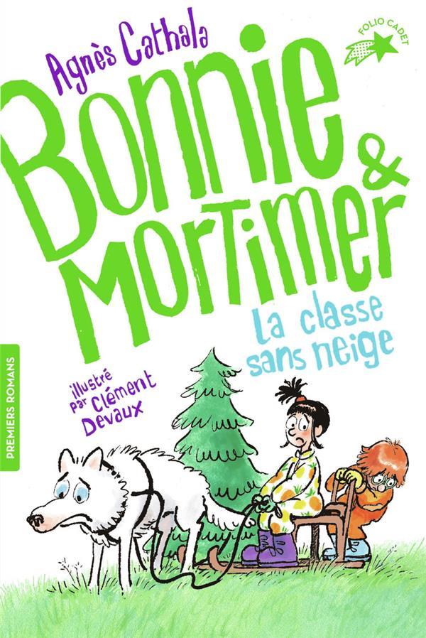 BONNIE & MORTIMER - T03 - LA CLASSE DE NEIGE