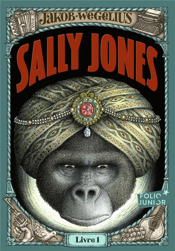 SALLY JONES - LIVRE 1