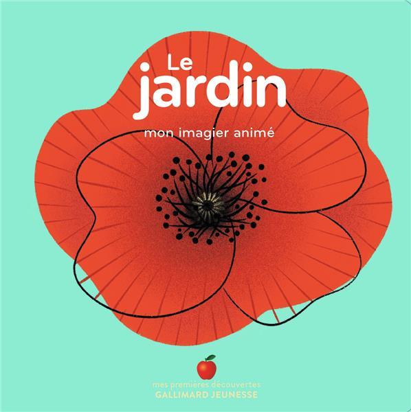 LE JARDIN - MON IMAGIER ANIME