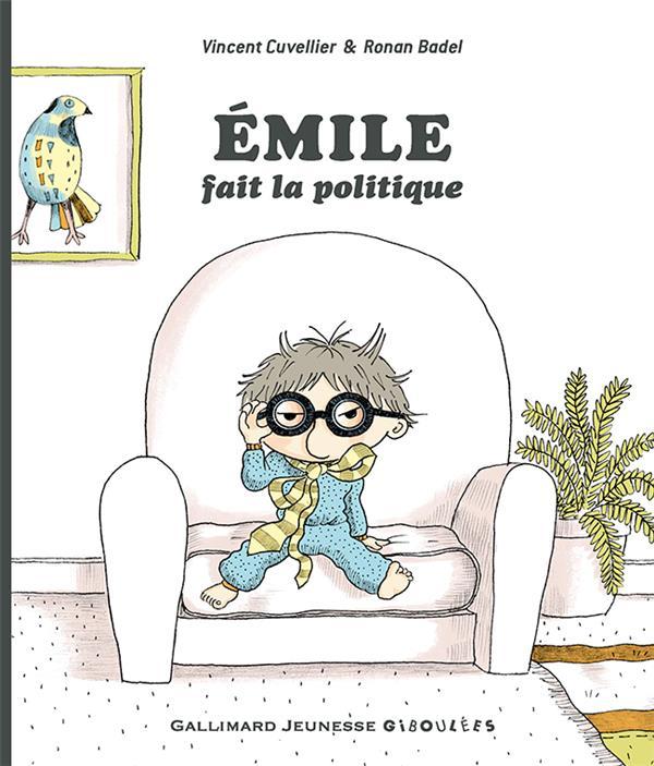 Emile fait la politique