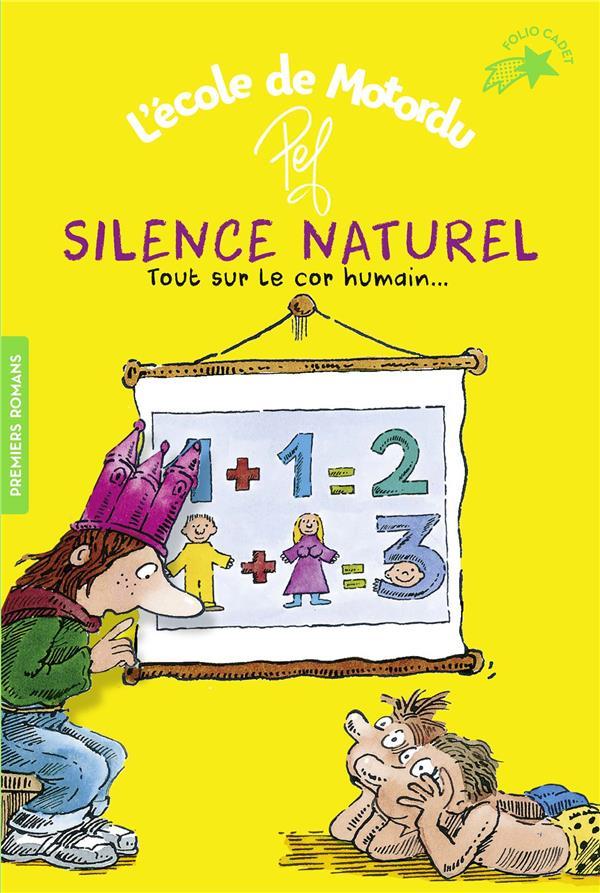 SILENCE NATUREL - TOUT SUR LE COR HUMAIN...