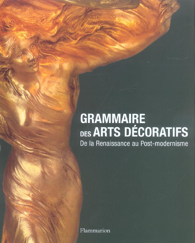 GRAMMAIRE DES ARTS DECORATIFS