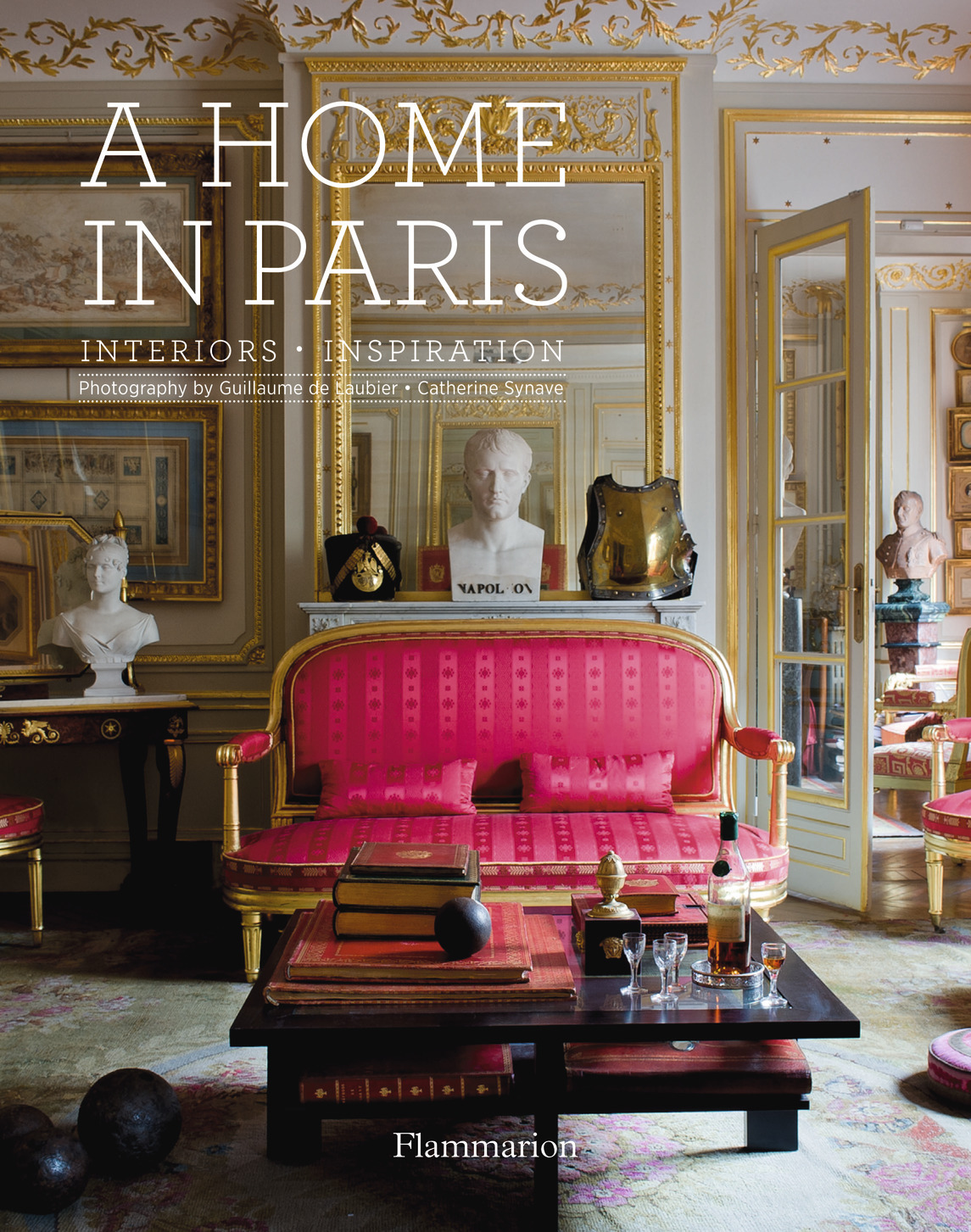 A HOME IN PARIS - INTERIORS, INSPIRATION
