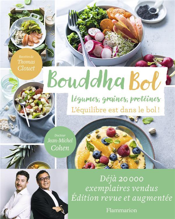 Bouddha bol - legumes, graines, proteines - l'equilibre est dans le bol !