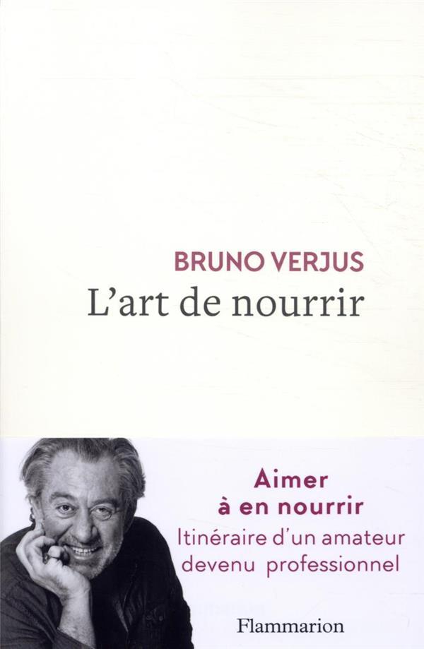 L'ART DE NOURRIR