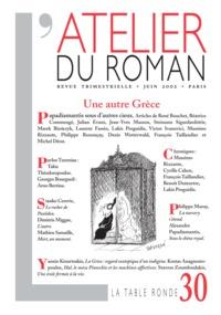 L'ATELIER DU ROMAN